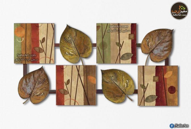 تابلوهات خشب فنية افرع الاشجار مفرغ